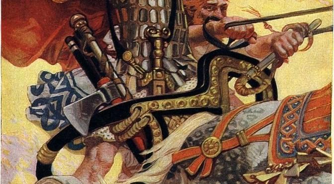 Ze zahraničí: Hrdina Sétanta