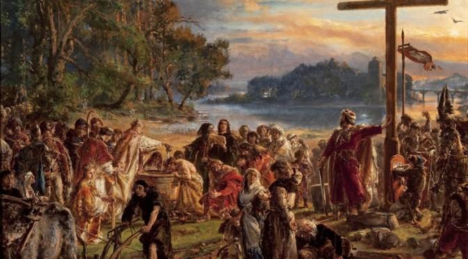Pohané a křesťané