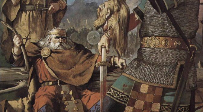 Brian Bóruma (Irové vs. germánští Seveřané)