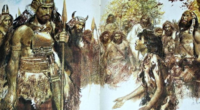 Bronzový poklad – Kelta a Vind