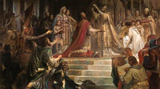 Císař a církev