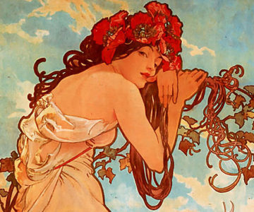 Květinová Dívka