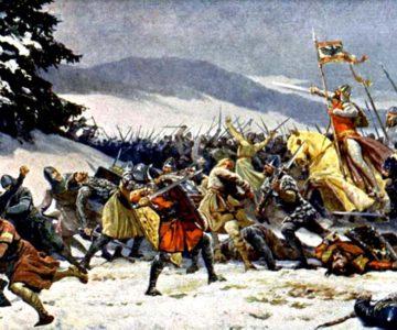 Soběslav a bitva u Chlumce