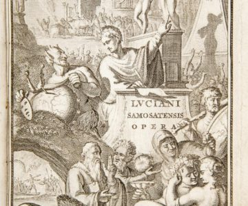 Lúkiános aneb o boji mezi zdravým rozumem a hloupostí
